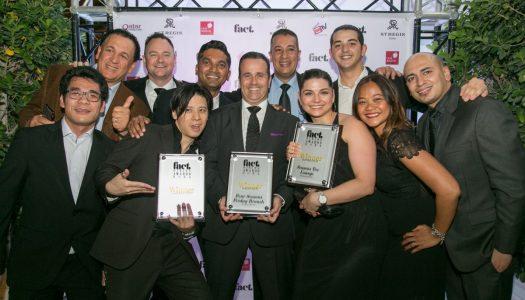 About Last Night…..FACT Dining Awards Qatar