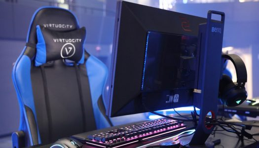 BenQ ZOWIE x Virtuocity at Doha Festival City