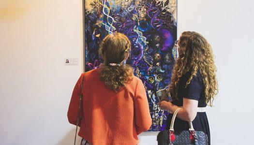 Eclectic Strokes: ART29 puts 25 artists in spotlight