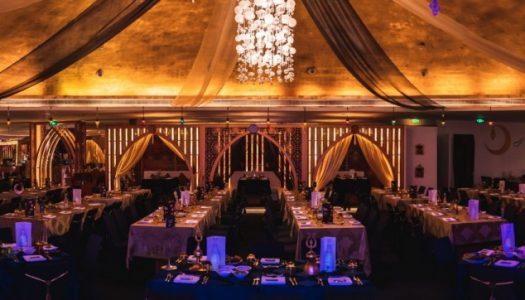W Doha's Ramadan Tent – An Unforgettable Culinary Journey
