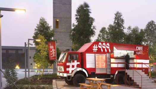 FIRE STATION: ARTIST IN RESIDENCE
