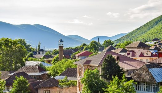 UNESCO inscribes Azerbaijan's Centre of Sheki with the Khan's Palace to the World Heritage Site list