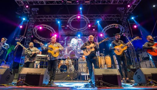 Gipsy Kings by André Reyes in Doha