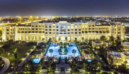 Michelin-starred Chef Pino Lavarra at Al Messila, Doha