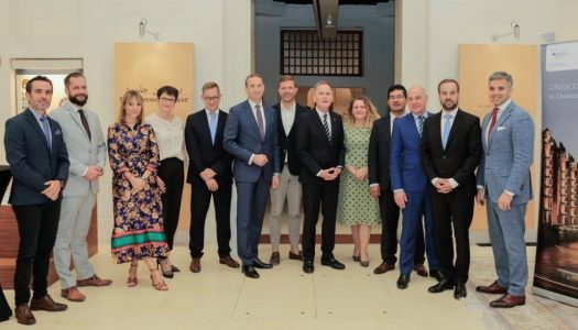 The German Roadshow held in Doha