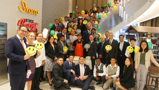 World Smile Day at Holiday Inn, Doha – The Business Park