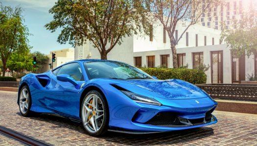 The Ferrari F8 Tributo: Unprecedented performance levels