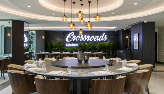 Street Food Around the World – Crossroads Kitchen Marriott Marquis Relaunches