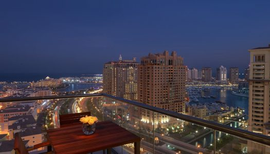 Room with a view: Hilton The Pearl sets New Standards in the Market