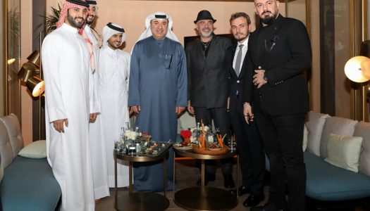 Guests dazzled at HUQQA official launch in Qatar