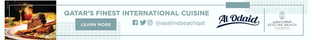 Sealine Beach – January