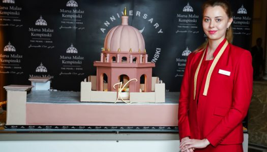 5th Anniversary of Marsa Malaz Kempinski, ThePearl – Doha