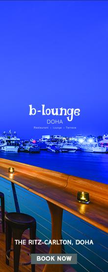 B-lounge – February
