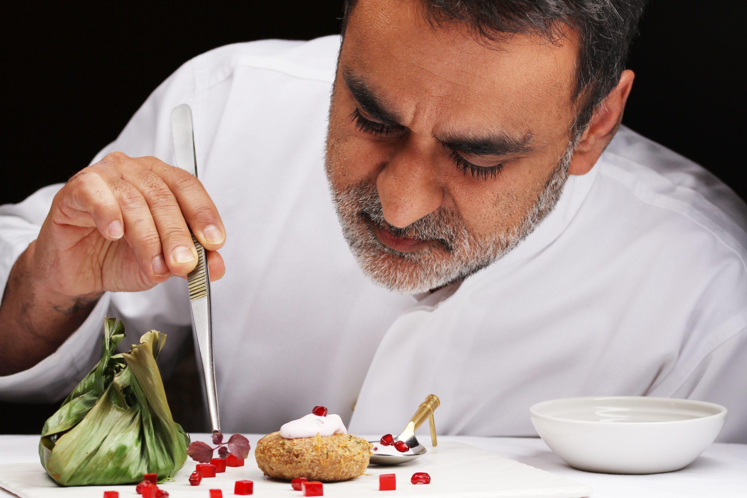 Chef Vineet