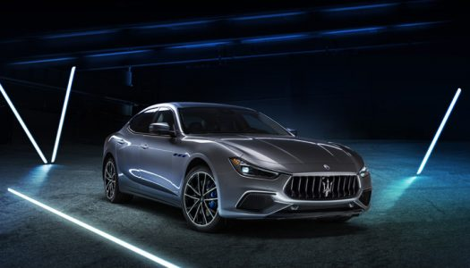 GHIBLI HYBRID: THE FIRST ELECTRIFIED VEHICLE IN MASERATI'S HISTORY