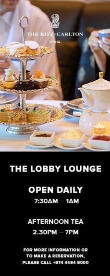 Lobby Lounge (Ritz-Carlton) – July