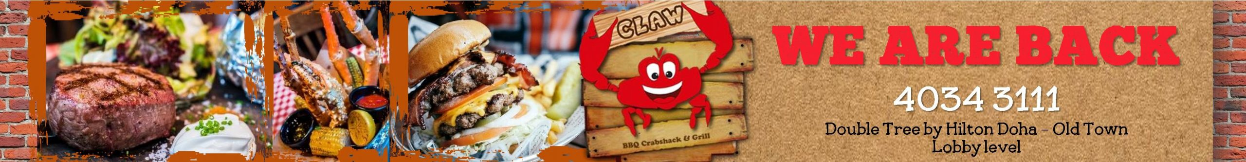 BBQ Crabshack & Grill – July