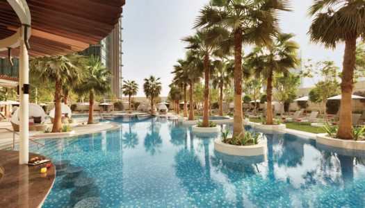 JW Marriott Marquis City Center Doha staycations and restaurant re-openings