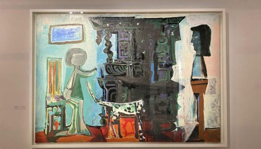 PICASSO'S STUDIOS OPENS AT THE FIRE STATION