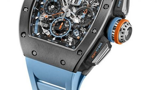 RICHARD MILLE: RM 11-05 AUTOMATIC CHRONOGRAPH FLYBACK GMT