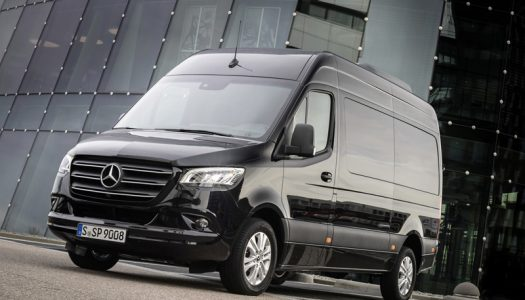 Mercedes-Benz Sprinter is now available at Nasser Bin Khaled Automobiles.