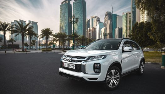 Qatar Automobiles Company announces special discounted prices on Mitsubishi Vehicles Montero Sport, Outlander, ASX for limited time.
