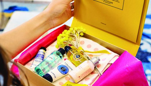 INTERCONTINENTAL DOHA PARTNERS WITH L'OCCITANE