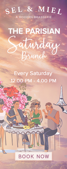 SATURDAY BRUNCH