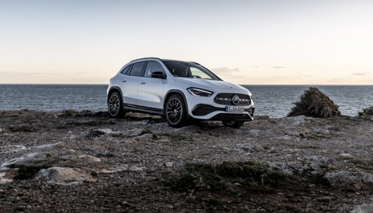 The new Mercedes-Benz GLA… More character, more space, more safety