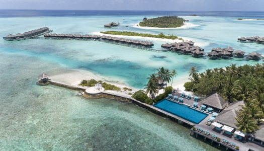 Unlimited Stays at Anantara Veli Maldives Resort:  Reserve Your Spot in Paradise