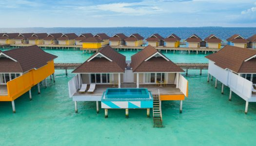 The Standard, Huruvalhi Maldives Reopens December 5 For the Perfect Way to Escape 2020 and Welcome 2021