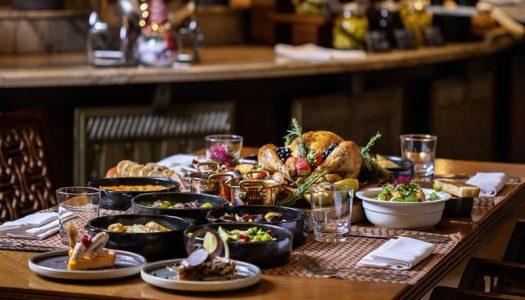 Thanksgiving Offerings at Sharq Village & Spa Hotel