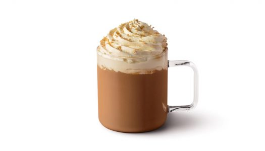 Starbucks announces the return of the holiday favourite, Toffee Nut Latte