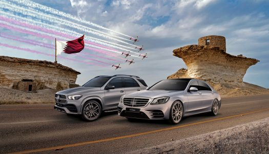 Nasser Bin Khaled Automobiles presents Special Offer on Mercedes-Benz S-Class and GLE SUV celebrating Qatar National Day