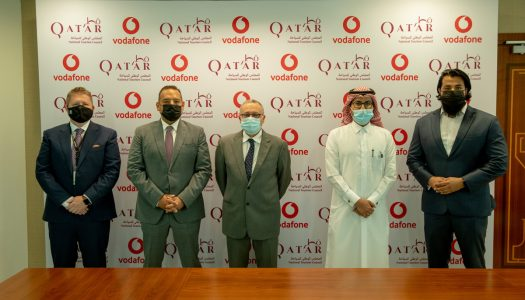 VODAFONE AND QATAR NATIONAL TOURISM COUNCIL ESTABLISH PARTNERSHIP TO HARNESS BIG DATA TO DRIVE TOURISM SECTOR GROWTH