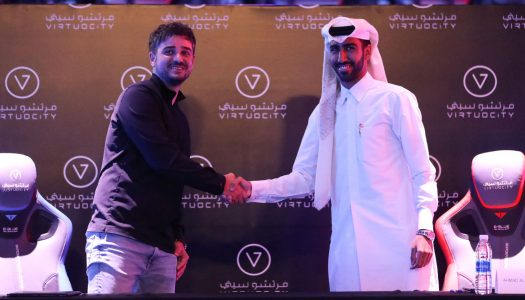 Press Play with Virtuocity And Ahmad Al Meghessib