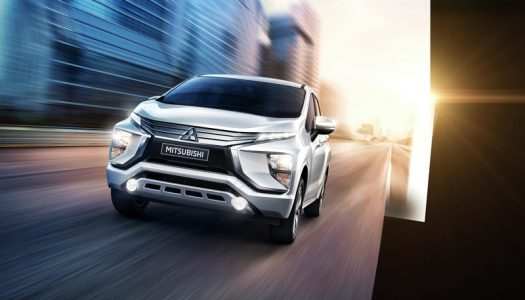 The all-new Mitsubishi Xpander SUV.. Your Versatile 7-Seat SUV Perfect Choice