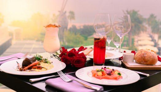 Romantic and Elegant Celebrations at the St. Regis Doha