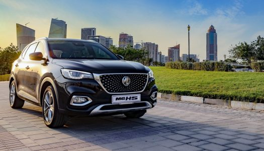 MG smashes sales records in 2020 to enter the GCC top ten car manufacturers