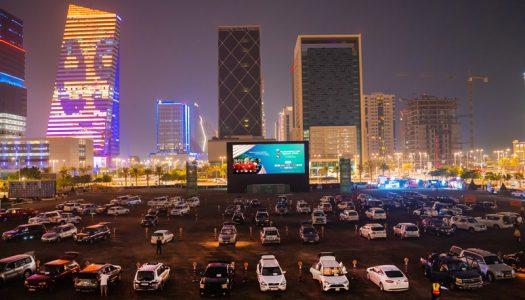 FIFA Club World Cup Semi-final Games to Air at Drive-in Cinema