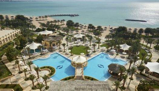 InterContinental Doha among first hotels and resorts in the world to achieve health security verification from Sharecare and Forbes Travel Guide
